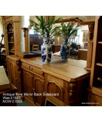 Antique Pine Sideboards