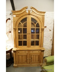 Antique Pine Cabinets