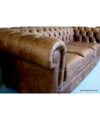Chesterfield Sofa Ex Display