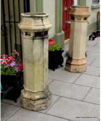 Old Chimney Pots