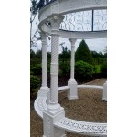 Gazebo Cast Iron