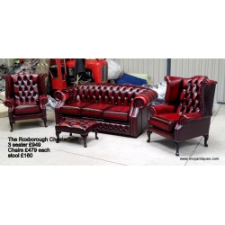 Chesterfield Sofa The Roxborough 3 seater Click Here