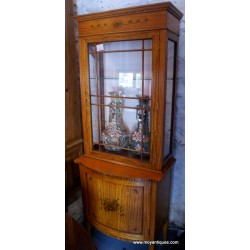Satinwood Cabinet