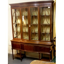 Antique Cabinet Bookcase