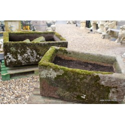 Old Stone Troughs x 2
