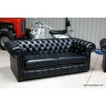 Chesterfield Vintage Black