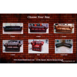 Chesterfield Choose your Size