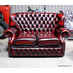 Chesterfield Wraparound 2 seater