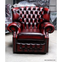 Chesterfield Wraparound Chair