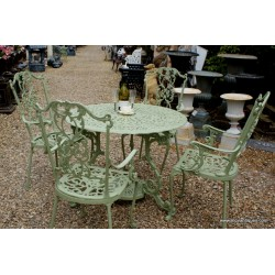 Colebrookedale Garden Table & Chairs