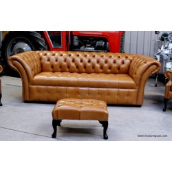 Chesterfield Sofa The Charlemont Vintage Leather CLICK HERE