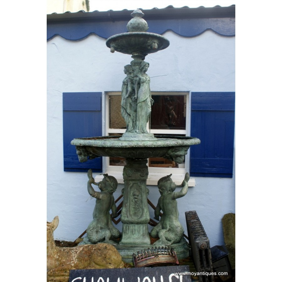 Bronze Fountain