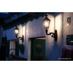 Wall Lights Black 6 side