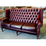 Chesterfield 3 Seater Queen Ann