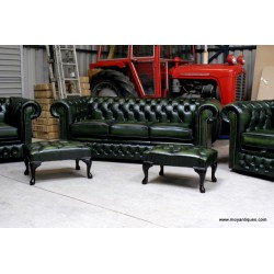 Chesterfield Sofa Ireland Double Button Border