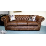 Chesterfield Cracked Vintage