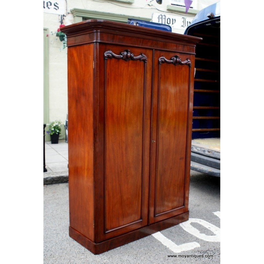 Antique Victorian Wardrobe SOLD