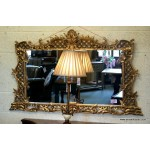 Gilt Wood Mirror 8 SOLD