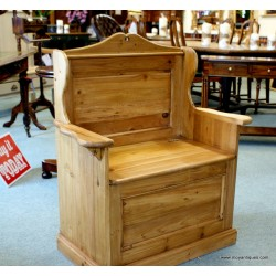 Monks Bench Small
