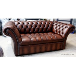 Chesterfield Sofa Charlemont 2 seat