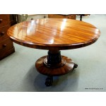 Willian IV Round Table SOLD