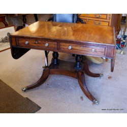 Antique Sofa Table SOLD
