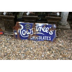 Old Signs Rowntree