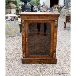 Walnut Pier Cabinet SOLD