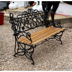 Grape Vine Bench