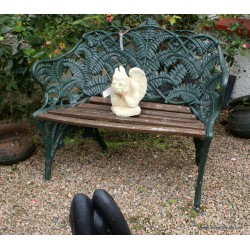 Fern Leaf Bench 2 seat