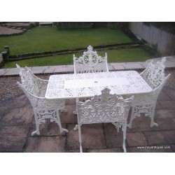 Georgian Style Table & Chairs