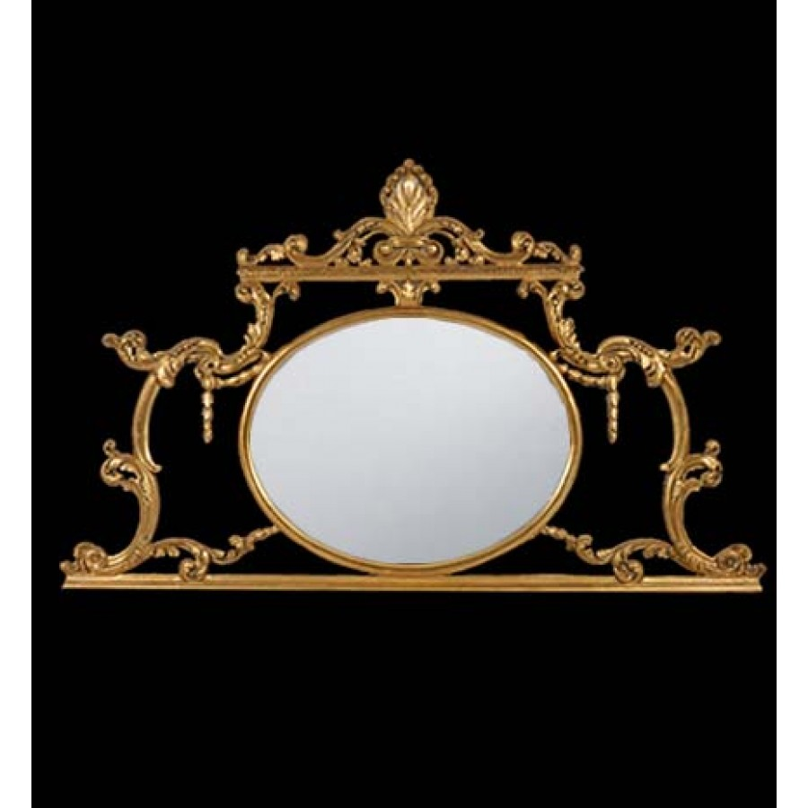 Gilt Wood Mirror 6