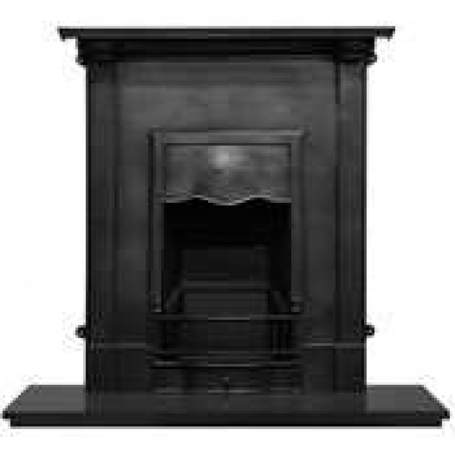 Cast Iron Fireplace Abingdon