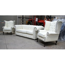 Chesterfield Winter White