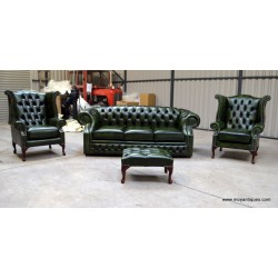 Chesterfield Sofa Roxborough Green